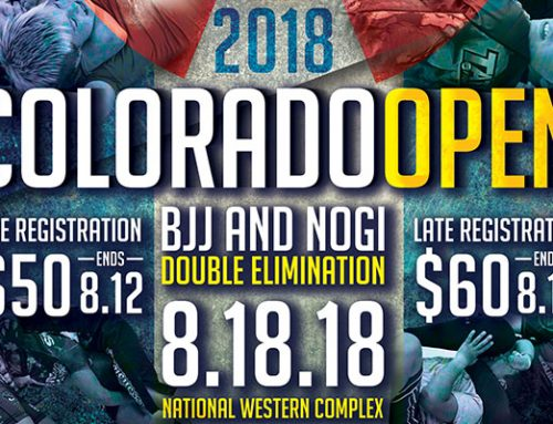 Colorado Open 2018