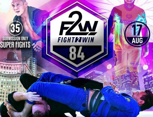 F2W Pro 84 Results
