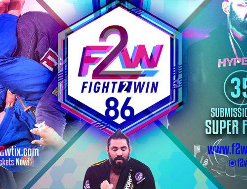 F2W Pro 86 Results
