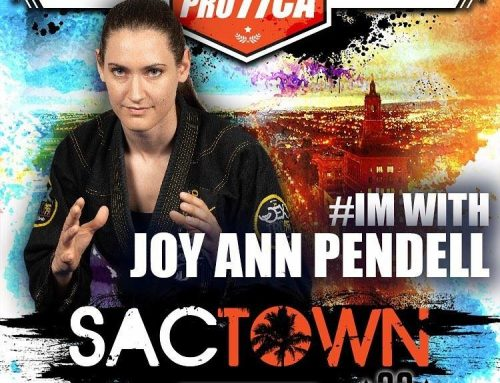 Fight 2 Win 97 Interview – Joy Ann Pendell