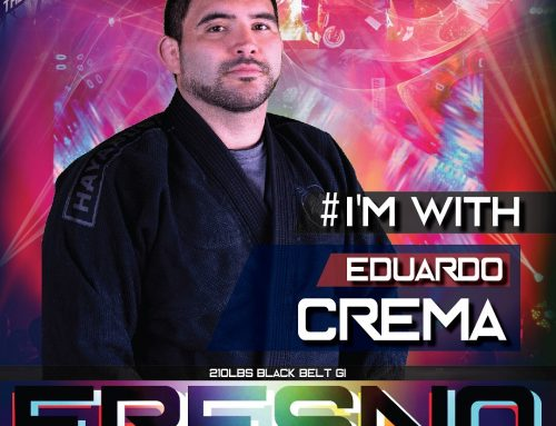 For Eduardo Crema, Competing At F2W96 Is Special Because He'll Be Competing Alongside Family