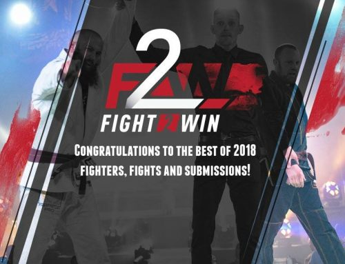 Fight 2 Win – Best of 2018 Winners