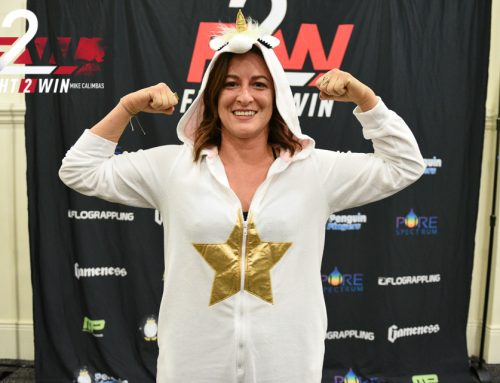 Heather Woods Has Approached Unicorn Status Ahead Of F2W 95 Vs. Mariana Gil