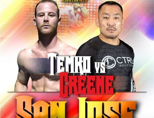 Sam Temko Hopes For Exciting Match Vs. Nick Greene At F2W98