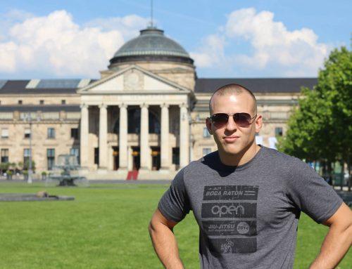 Fight 2 Win 106 Competitor Profile – Renny Gonzalez (Carlson Gracie / Teknica BJJ)