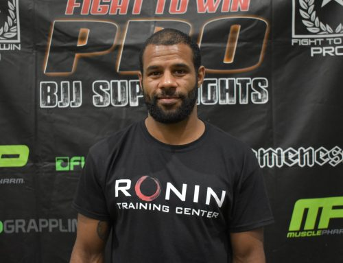 Fight 2 Win 105 Competitor Profile – Vitor Oliveira (GFTeam)