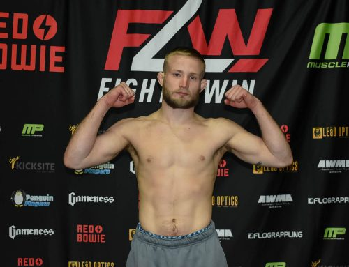 Fight 2 Win 105 Competitor Profile – Hunter Colvin (Triton)