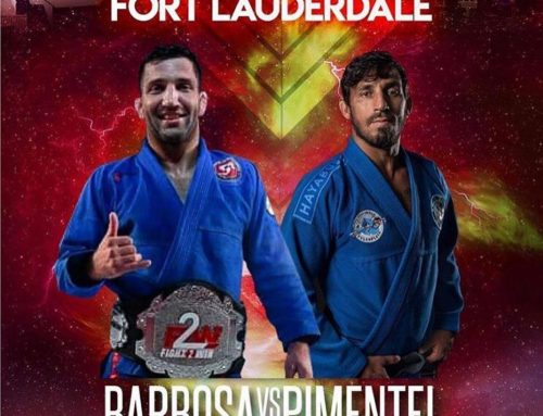 Fight 2 Win 106 Competitor Profile – Alexandre Pulga Pimentel (Fight Sports)