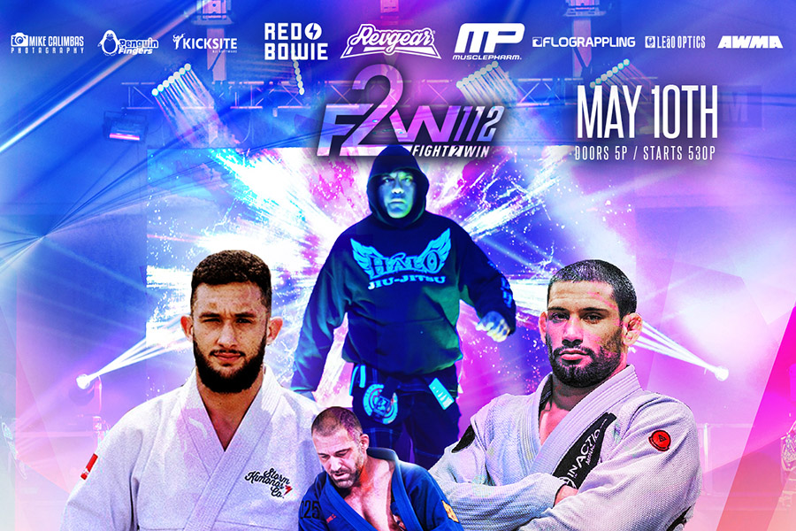 Grappling Results Archives - Fight 2 Win Promotions | The
