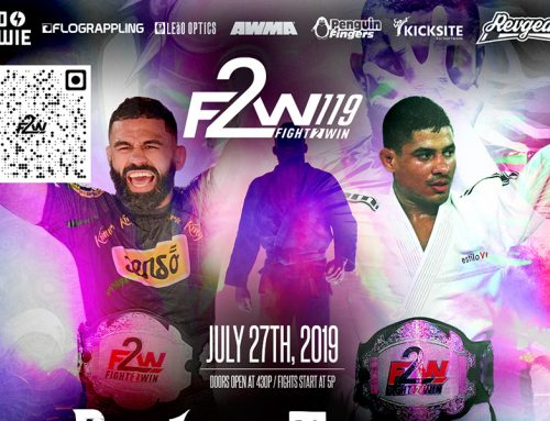 F2W 119 // July 27th
